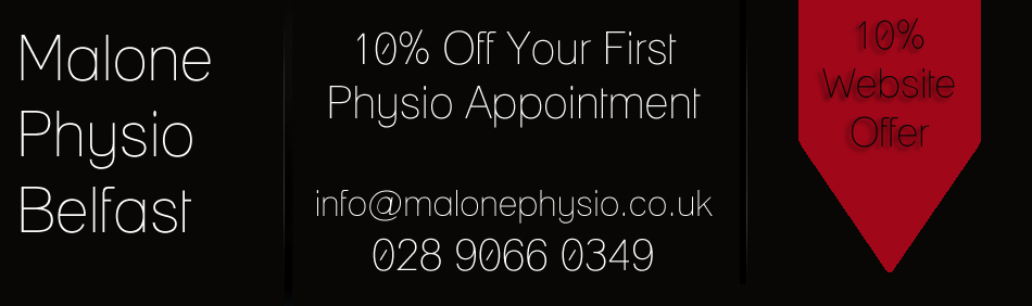 Belfast Physiotherapy Offers